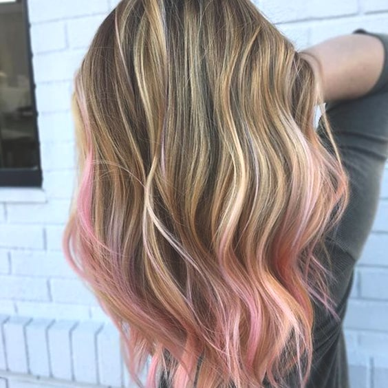 baby-pink-highlights-hair-min