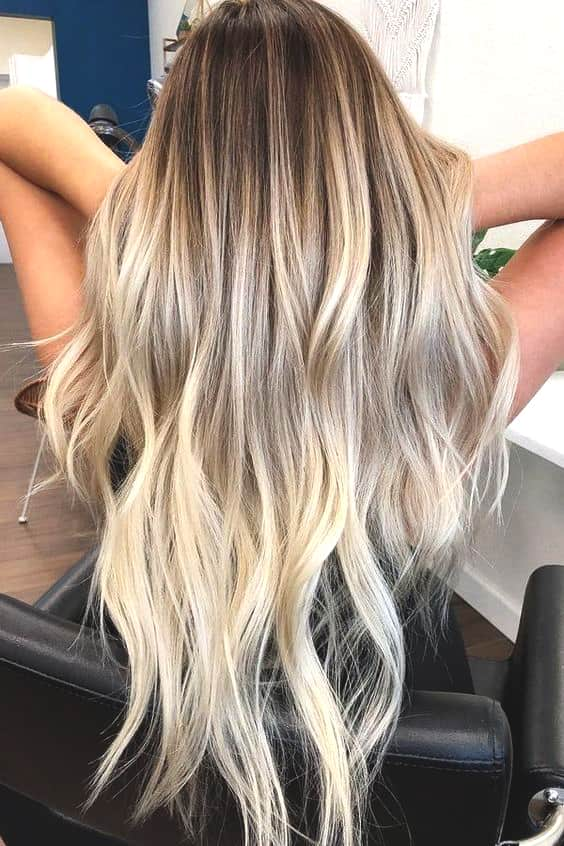 champagne-balayage-for-spring-2019