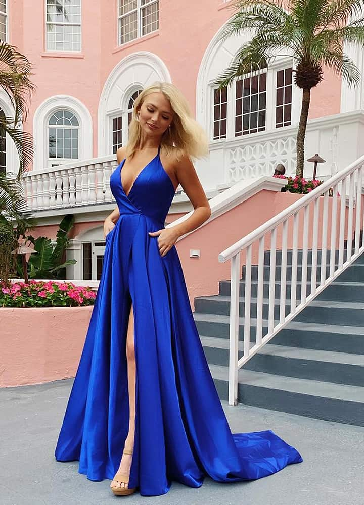 64 Fashionable Prom Dresses That Make You The Queen Of Prom Night