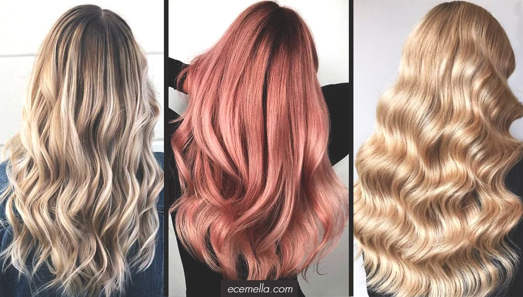 Hair Colors And Styles: 60 Fresh Spring Hair Colors