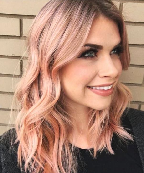 rose-gold-hair-ideas