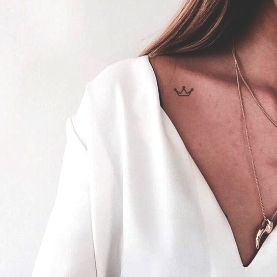 77 Cute And Minimalist Small Tattoo Ideas for Women
