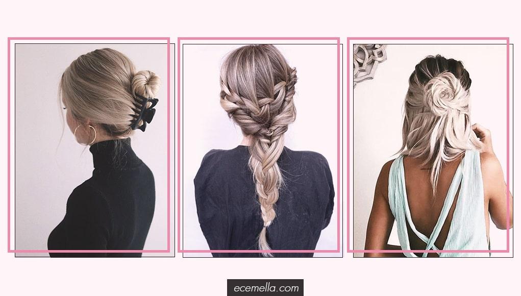 70 Super Easy Diy Hairstyle Ideas For Medium Length Hair Ecemella