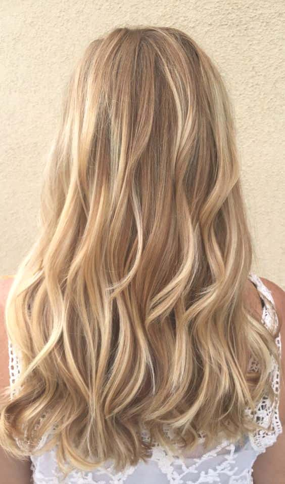warm-blonde-honey-highlights