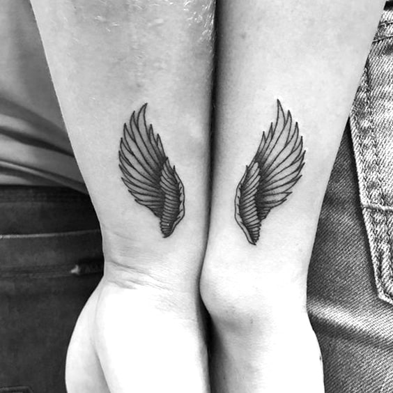 81 Unique & Matching Couples' Tattoo Ideas To Try in 2019