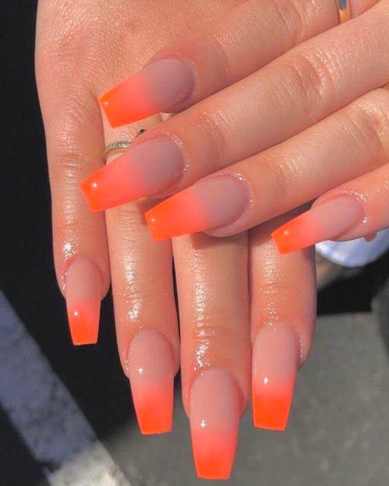 Over 50 Bright Summer Nail Art Designs That Will Be So ...