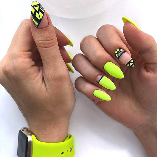 neon-summernail-art-ideas | Ecemella