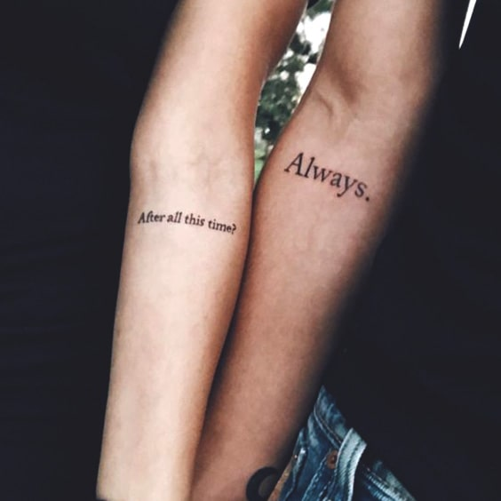 quotes-tattoo-idea-for-couples-min | Ecemella