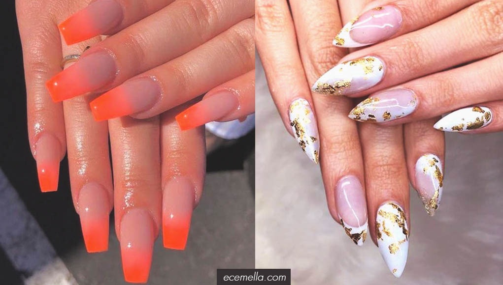 Over 50 Bright Summer Nail Art Designs That Will Be So Trendy All ...
