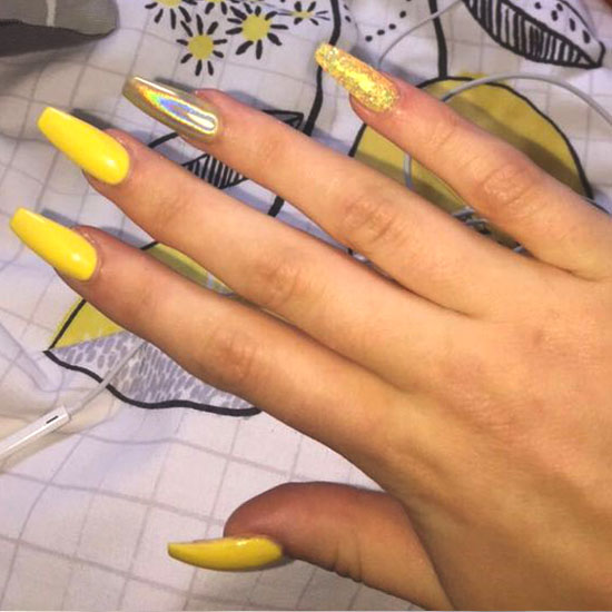 Over 50 Bright Summer Nail Art Designs That Will Be So