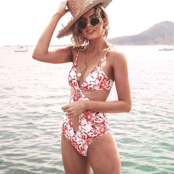 Top 10 So Hot Swimsuit Trends Of Summer 2019