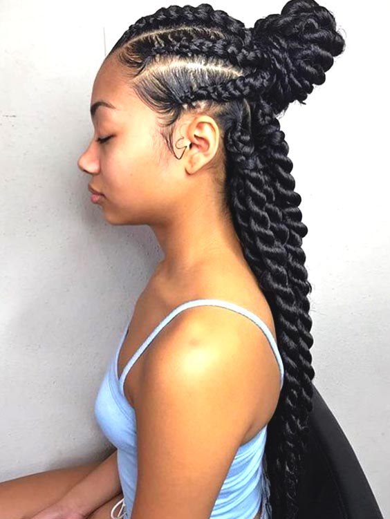 10 Inspo-Worthy Protective Summer Hairstyle Trends For Natural Hair