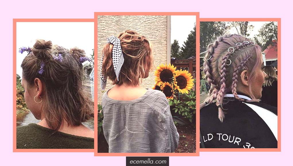 64 Adorable Short Hair Updos That Are Supremely Easy To Copy Ecemella