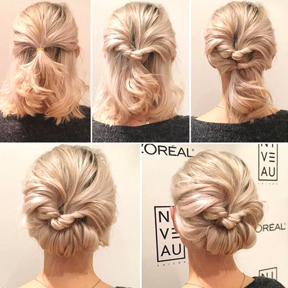 Wedding Hairstyles Diy: 50 Stunning Wedding Hairstyles That Are Perfect For Short