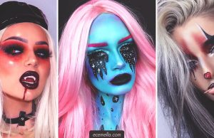 64 Sexy But Spooky Halloween Makeup Ideas To Try This October