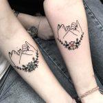 72 Creative Matching Best Friend Tattoos In 2020 That Are Super Cute