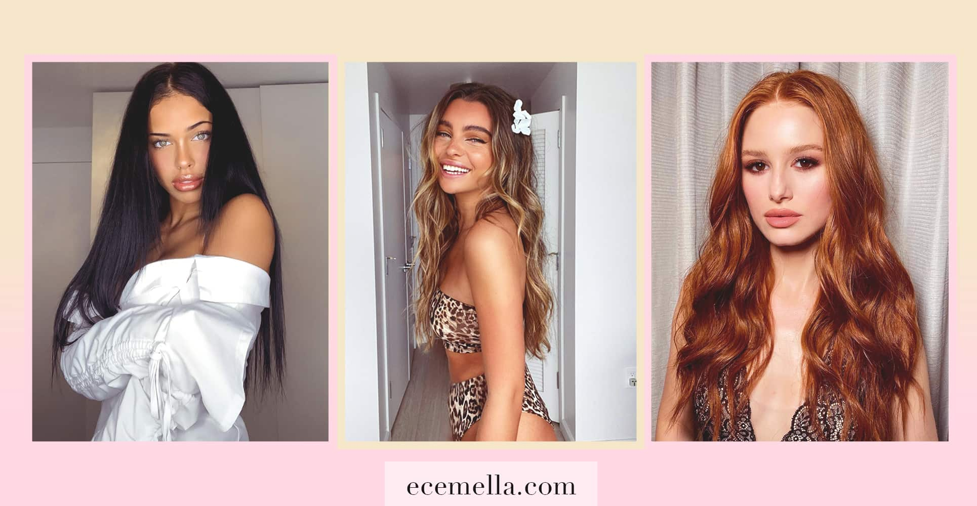 10 Biggest Spring Summer 2020 Hair Color Trends You Ll See Everywhere Ecemella