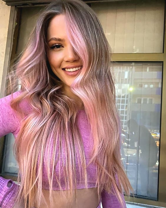 10 top winter hair colors that will rule this winter