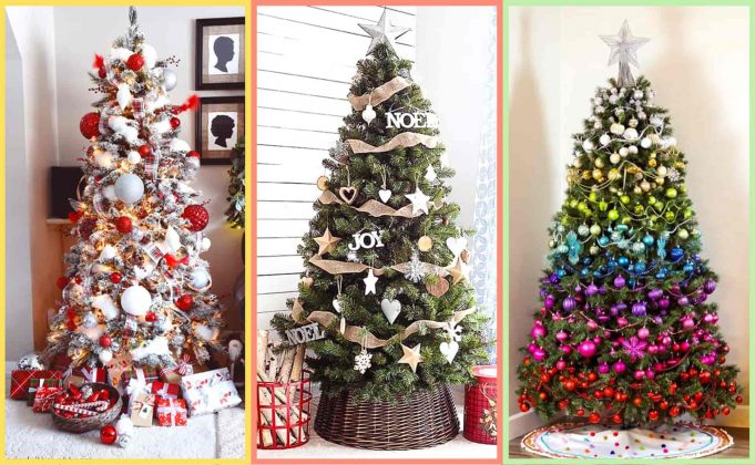 72 Best Christmas Tree Decoration Ideas To Get Inspired This Year